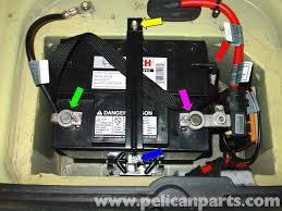mini cooper battery replacement and battery tender installation