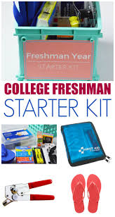Halloween Gift Baskets For College Students by College Freshman Year Starter Kit Gift Idea Perfect For Guys U0026 Gals
