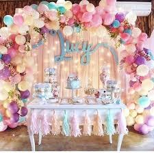 birthday decorations simple diy birthday decorations best balloon ideas on balloons