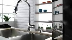 kraus stainless steel kitchen faucet kpf 2110 video dailymotion