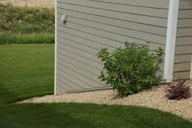 Exterior Basement Wall Insulation by Waterproofing Contractors Minneapolis U0026 Saint Paul Drain Tile