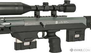 6mmproshop gas powered full metal dsr 1 advanced bullpup sniper