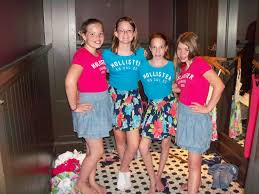 school 6th grade girl short skirt joy making days 6th grade play date