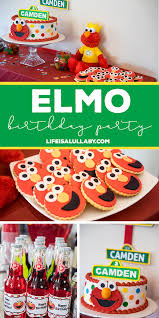 elmo birthday party ideas elmo birthday party ideas free printables ideas and more