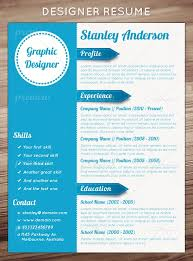 awesome resume template designer resume entry level designers and layouts