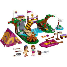 for 7 year olds lego friends adventure c rafting best toys