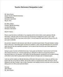resignation letters model simple resignation letter template 24