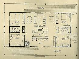sophisticated midcentury house plans gallery best image