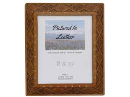 southwestern home southwest picture frame leather photo frame 8x10 southwestern