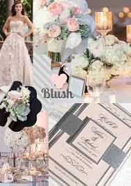 Blush Wedding Invitations Sneak Peak The Love Story Signature Wedding Invitation Collection