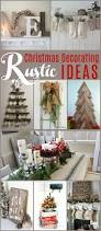 Country Christmas Decorating Ideas Home 2081 Best Christmas Images On Pinterest Christmas Ideas