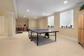 Finished Basement Prices by Ideas For Finishing Basement Walls Together With Decorations