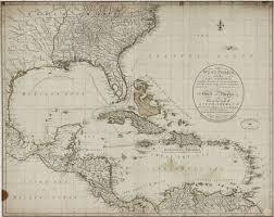 america map carolina the west indies including part of virginia carolina east