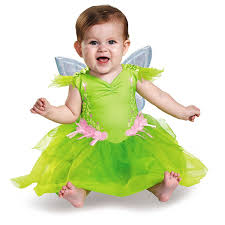 tinkerbell costume disguise baby tinker bell deluxe infant costume