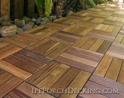 ipe porch decking decking tiles