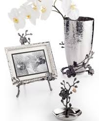 Michael Aram Black Orchid Vase Michael Aram Granite Butterfly Ginkgo Cheeseboard U0026 Knife Set