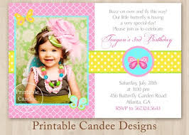 free printable butterfly birthday invitations ideas free