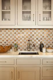 kitchen ordinary copper backsplash 9 glass tile kitchen 2 panels