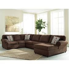 3 sectional sofa with chaise signature design by jayceon 3 sectional with right