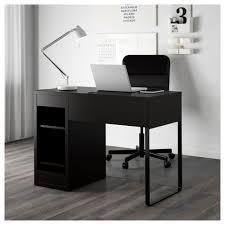 Ikea Black Computer Desk Micke Desk Black Brown 105x50 Cm Ikea