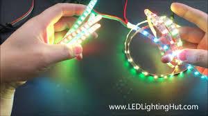Mini Led Light Strips by Ledlightinghut Sk6812 Mini 3535 Digital Intelligent Rgb Led Strip