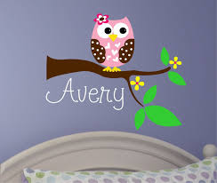 31 owl wall decals for nursery boy owl nursery on pinterest baby girl wall decal owl tree decal nursery decor nursery wall
