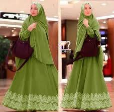 Baju Muslim Ukuran Besar busana muslim jermiah bergo busana muslim jermiah bergo butik
