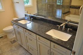 white sink black countertop largest selection of kitchen granite countertops in chicago