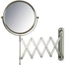Wall Mounted Magnifying Mirror 10x Jerdon 8