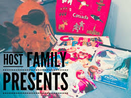 host family gifts australia vlog 1