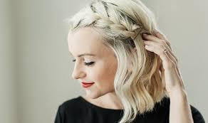tutorial mengikat rambut kepang 6 cara mengepang rambut pendek untuk penilan menarik