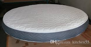 2017 special price inflatable water bed mattress cover round