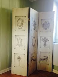 French Country Shabby Chic by French Country Shabby Chic Screen Room Divider In Silver Lake Los