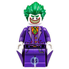 lego batman movie the joker minifigure from set 70908 the scuttler