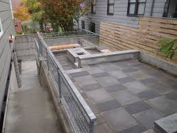 fine modern concrete patio designs design u and decorating