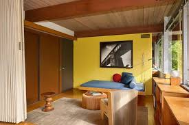 Mid Century Modern Tiny House Gallery A Small Mid Century Modern House In Hollywood Richard