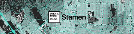 stamen design data visualization and map design studio