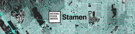 Desgin by Stamen Design Data Visualization And Map Design Studio