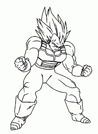 dragon ball coloring pages free printable 81247