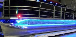 pontoon boat led light kits amazon com led pontoon boat light kit sports outdoors