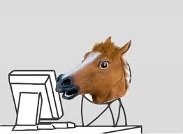 Meme Horse - computer horse memes imgflip