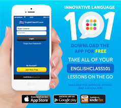 free app android learn with a free app englishclass101