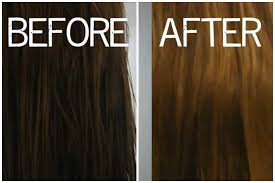 how to lighten dark brown hair to light brown how to naturally lighten your hair youtube