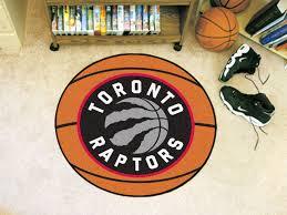 Area Rugs Toronto by Raptors Basketball Shaped Area Rug