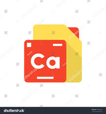tricks to learn modern periodic table periodic table element logo concept compounds stock vector
