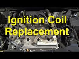 2002 toyota camry ignition coil how to replace an ignition coil on a toyota camry v6