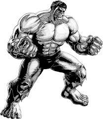 pencil sketch hulk oyeinfo pinterest top superheroes