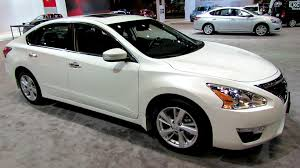 used nissan altima 2014 2014 nissan altima sl exterior and interior walkaround 2014