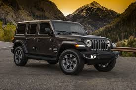 fuel jeep 2018 jeep wrangler boosts fuel economy from bad to less bad