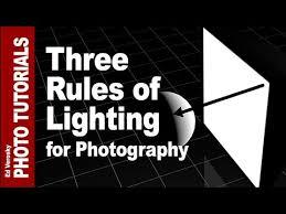 Photography Lighting Three Of Lighting For Photography